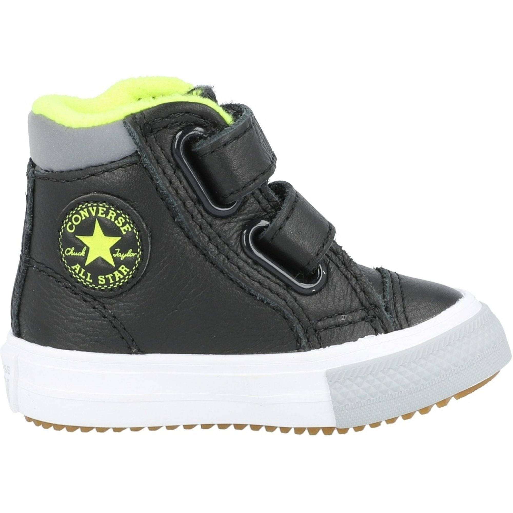 Converse Chuck Taylor All Star 2V PC Boot Hi Utility Black/Ash Stone Leather