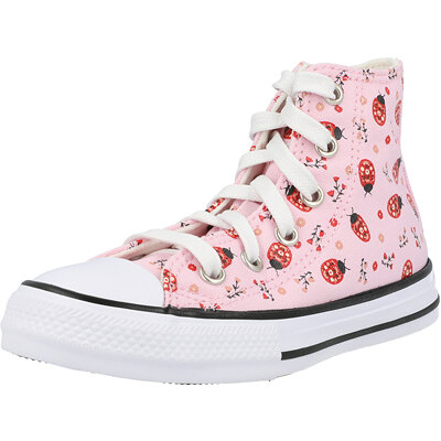 Chuck Taylor All Star Hi Flowery Bugs Junior childrens shoes