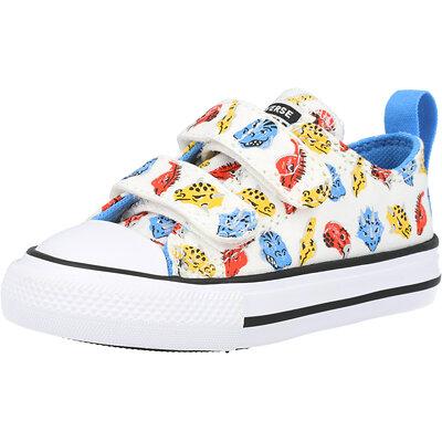 Chuck Taylor All Star 2V Ox Dino Daze Infant childrens shoes
