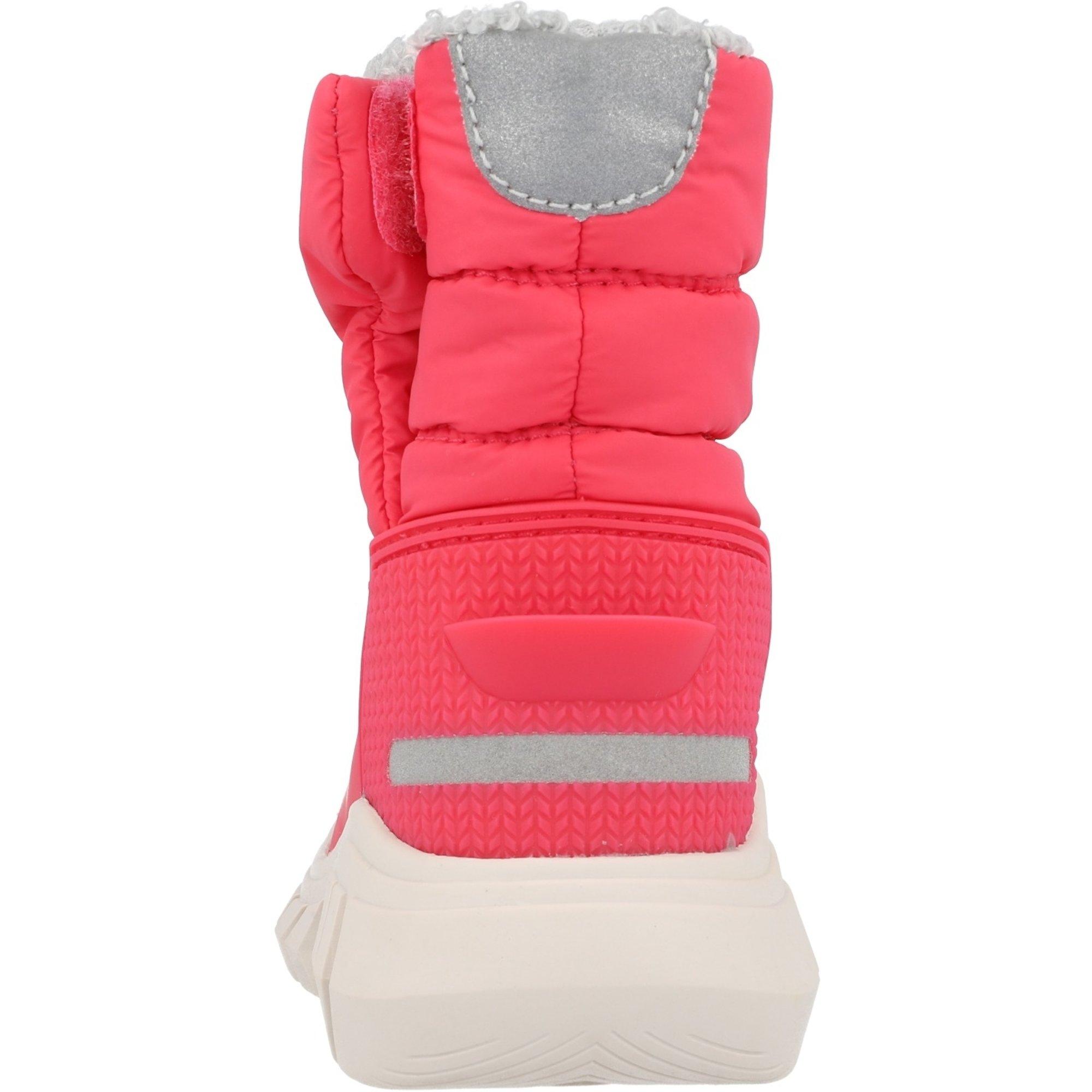 Hunter Original Kids Snow Boot Bright Pink Nylon