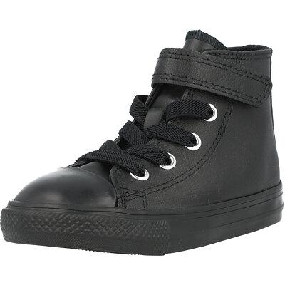 Chuck Taylor All Star 1V Hi Elevated Leather Infant childrens shoes