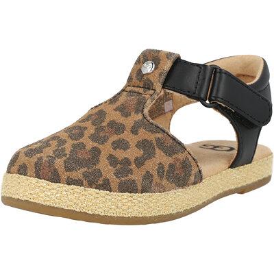 Emmery Leopard T Infant childrens shoes