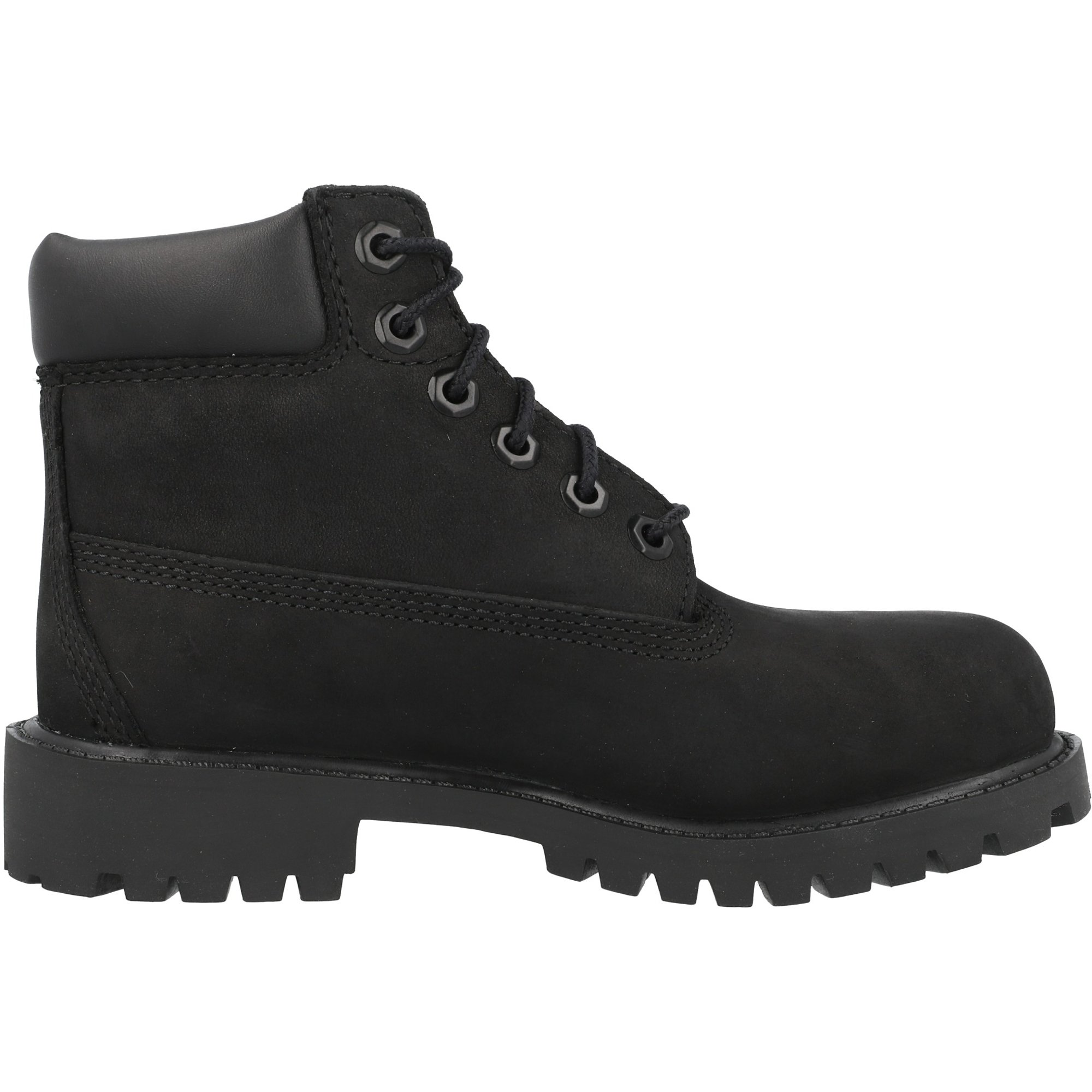 Timberland 6 Inch Classic Boot Y Black Nubuck