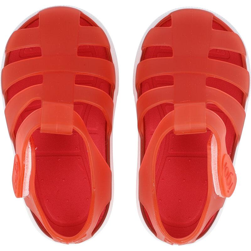 Igor Star Transparent Rojo PVC