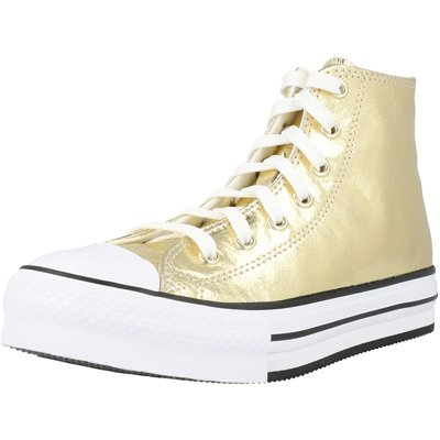 Chuck Taylor All Star EVA Lift Hi Digital Powder Junior childrens shoes