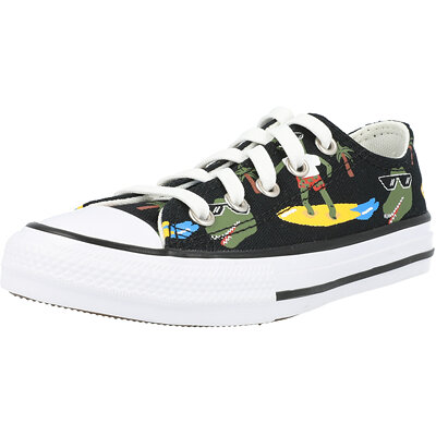 Chuck Taylor All Star Ox Croco Surf Child childrens shoes