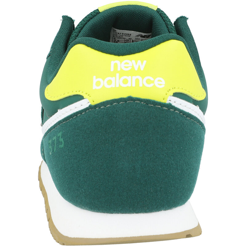 New Balance 373 Nightwatch Green Suede