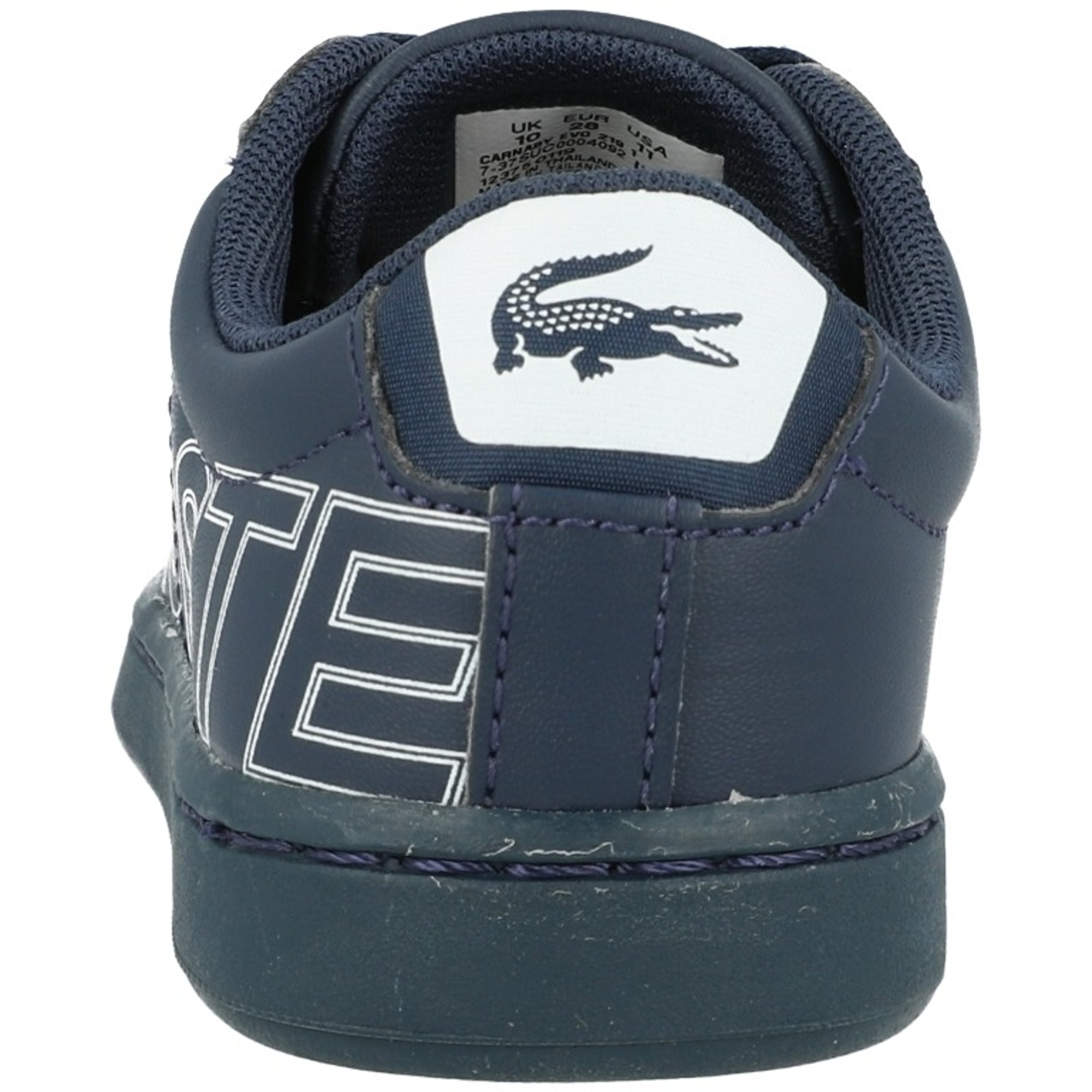 Lacoste Carnaby Evo 219 1 Navy/White Synthetic