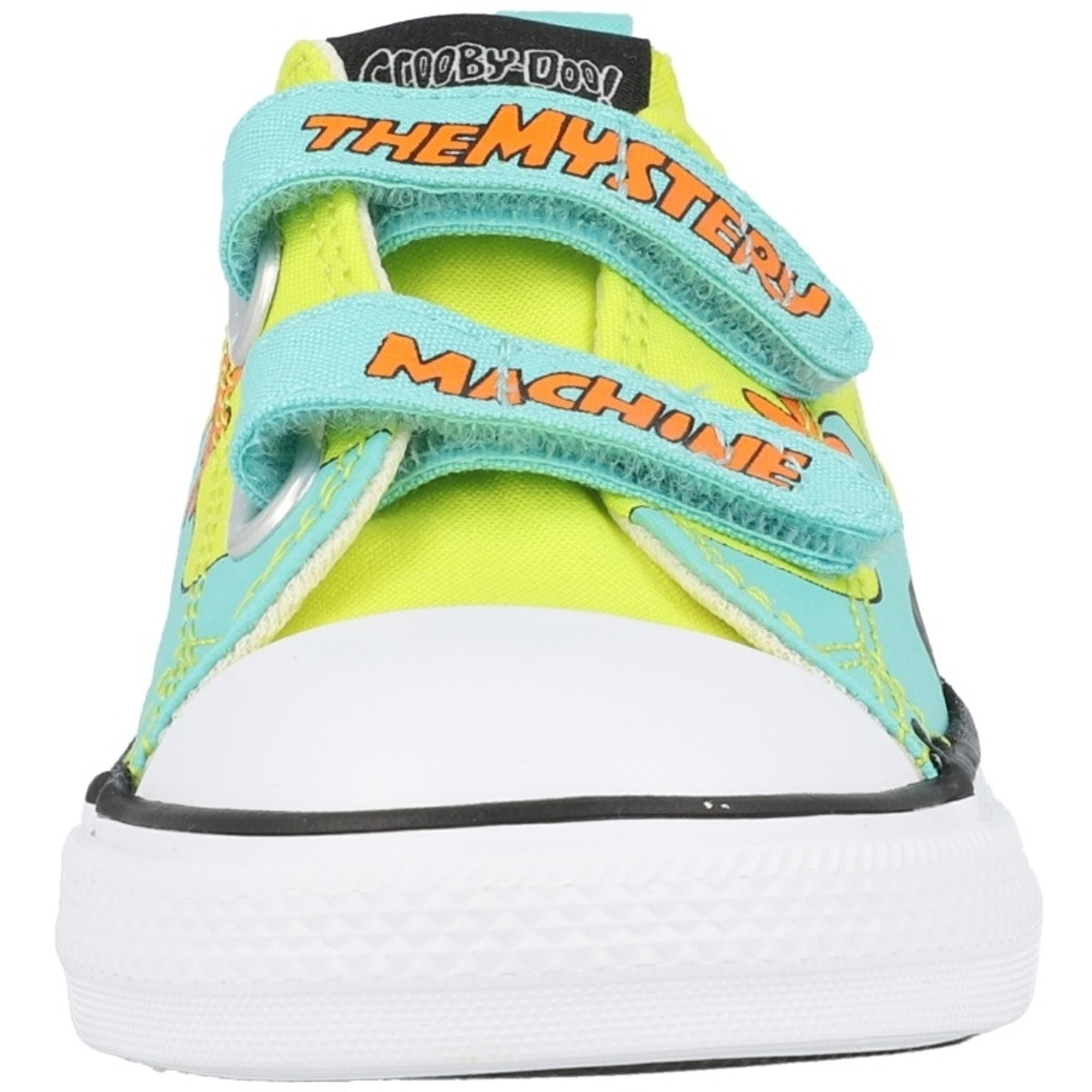 Converse Chuck Taylor All Star 2V Ox Scooby Doo Blue/Green Cotton