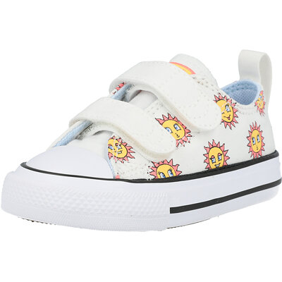 Chuck Taylor All Star 2V Ox Sun Graphic Infant childrens shoes