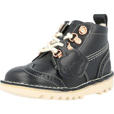 Kick Fur Hiker I Infant childrens shoes