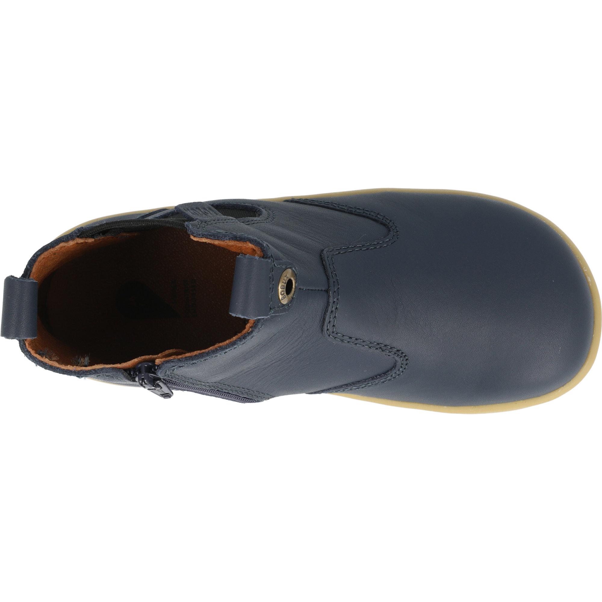 Bobux i-Walk Jodhpur Navy Leather