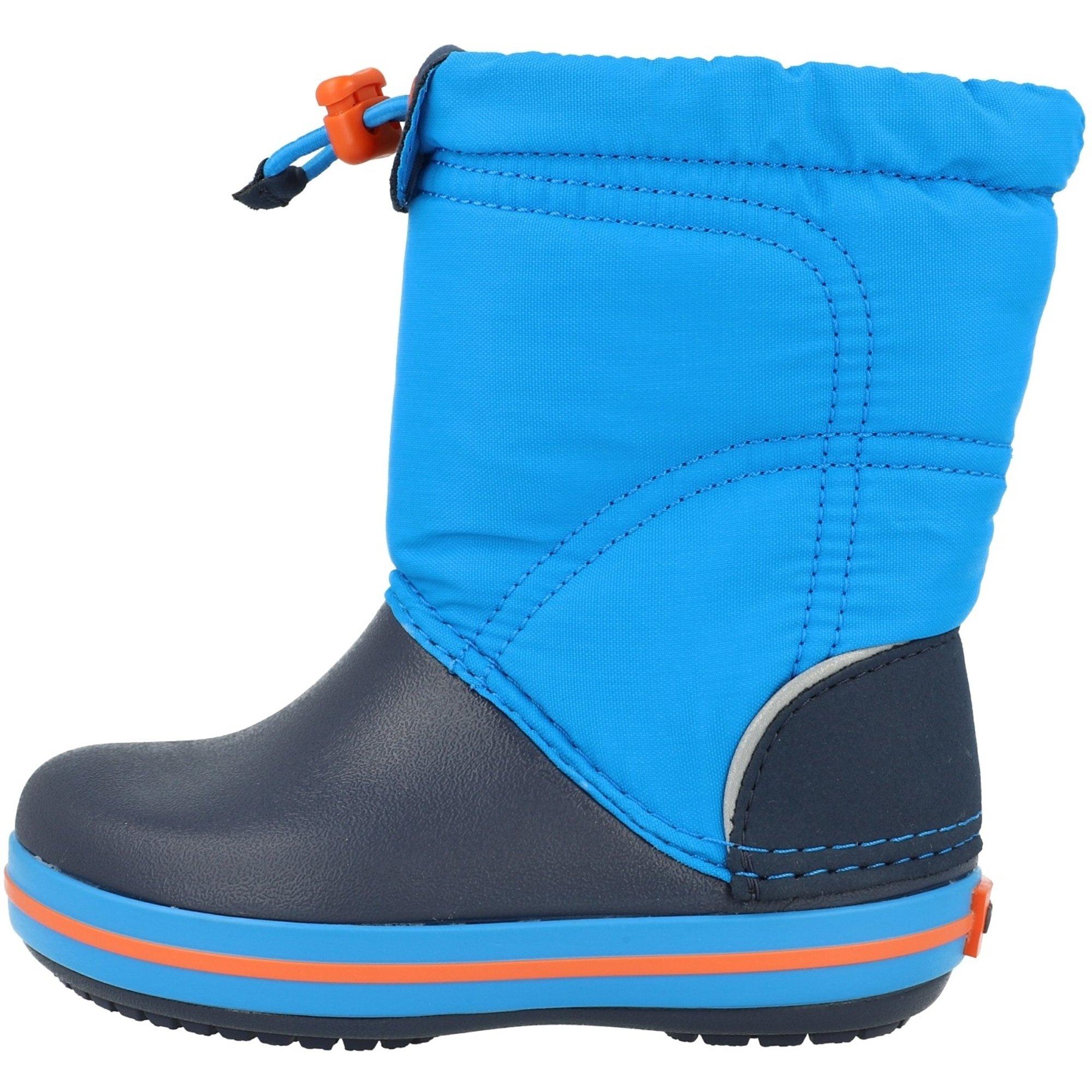 Crocs Kids Crocband Lodgepoint Boot