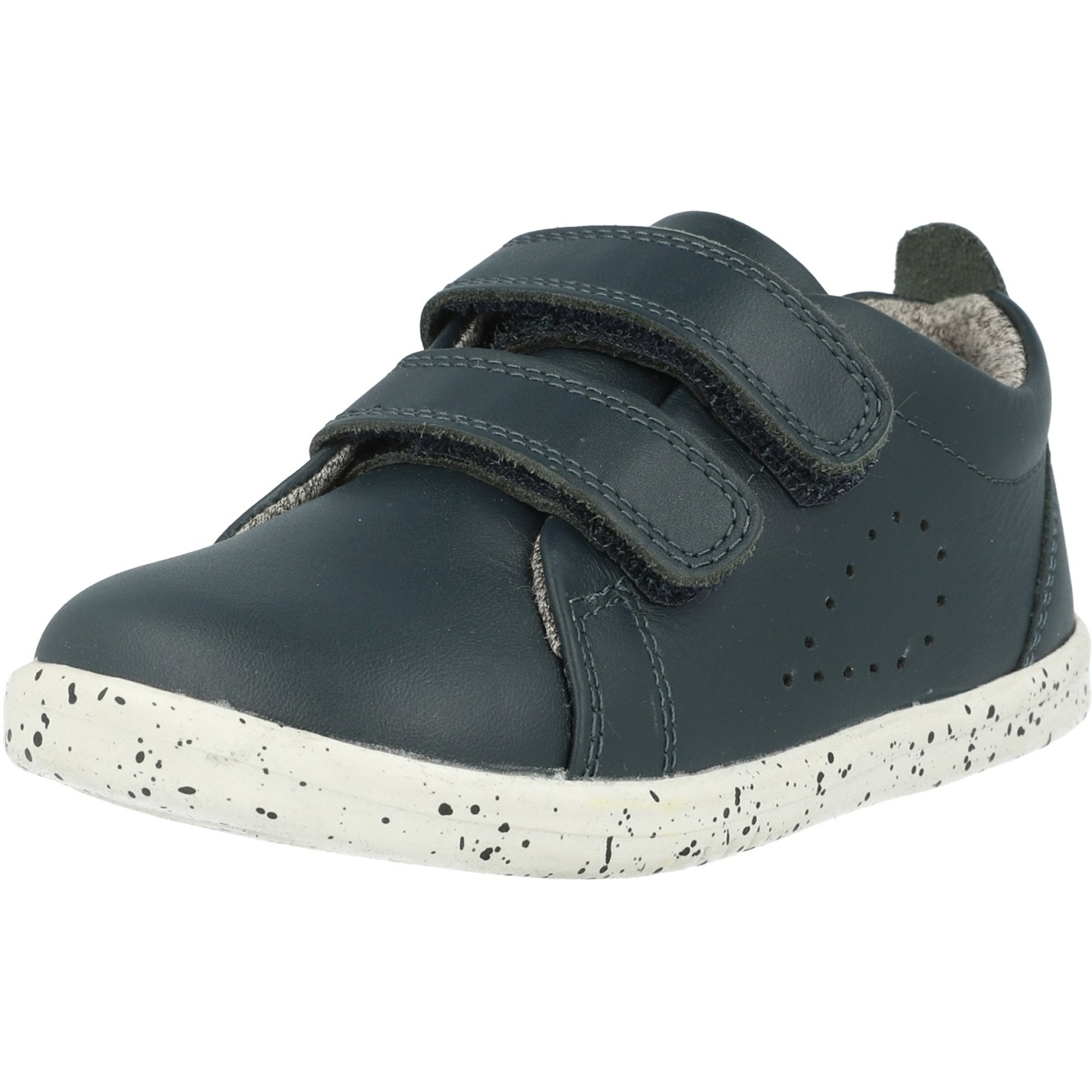 Bobux i-Walk Grass Court Navy Leather