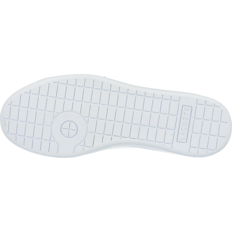 Lacoste Carnaby Evo BL 2 J White/Pink Synthetic