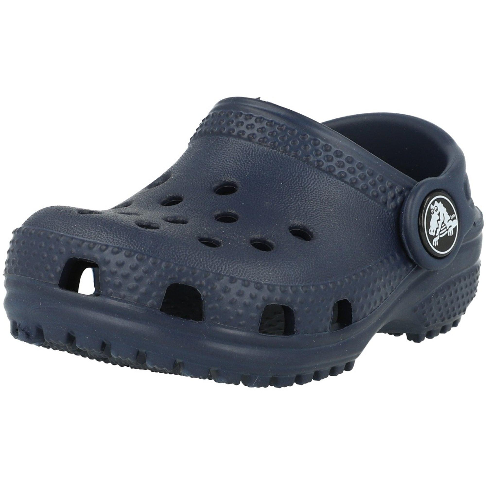 Crocs Kids Classic Clog Navy Croslite