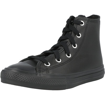 Chuck Taylor All Star Hi Elevated Leather Junior childrens shoes
