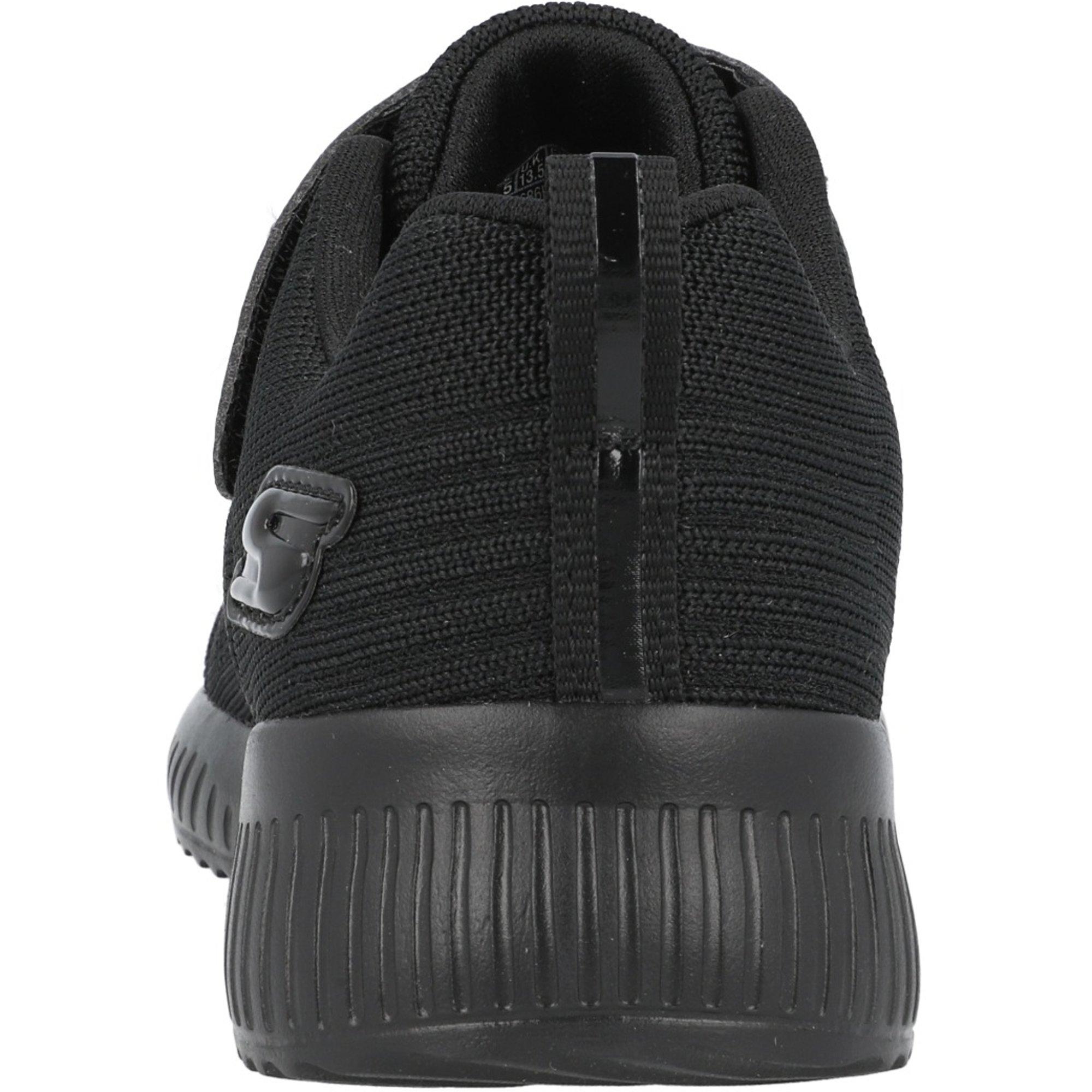 Skechers Bobs Squad Charm League Black Knit