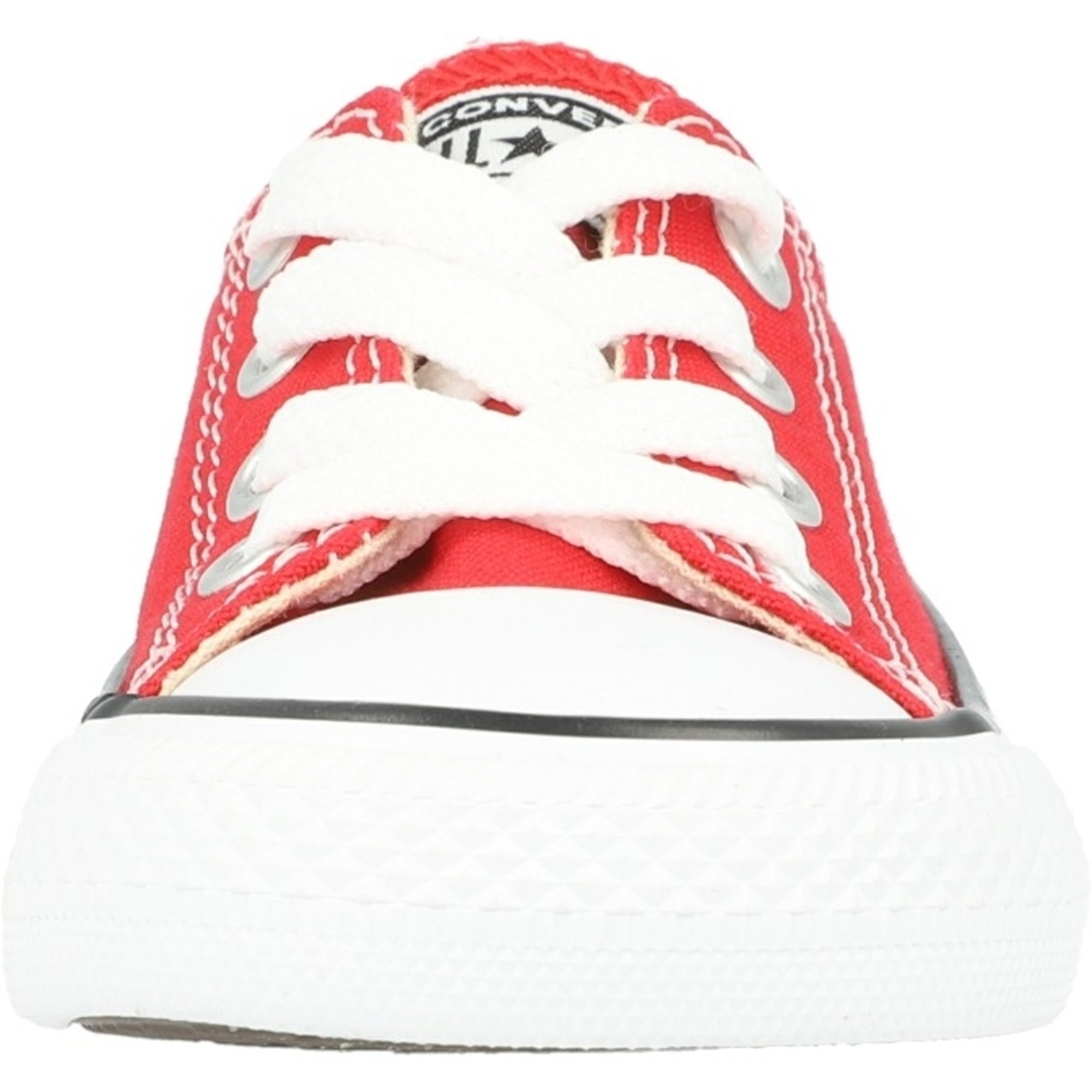 Converse Chuck Taylor All Star Ox Red Textile