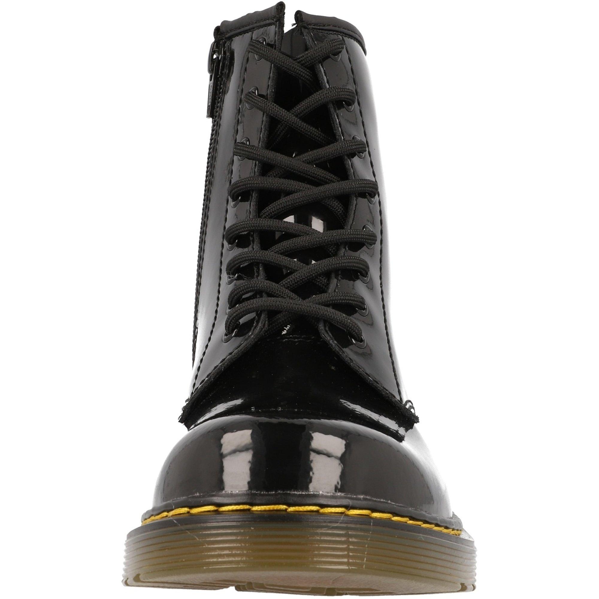 Dr Martens 1460 Y Black Patent Lamper