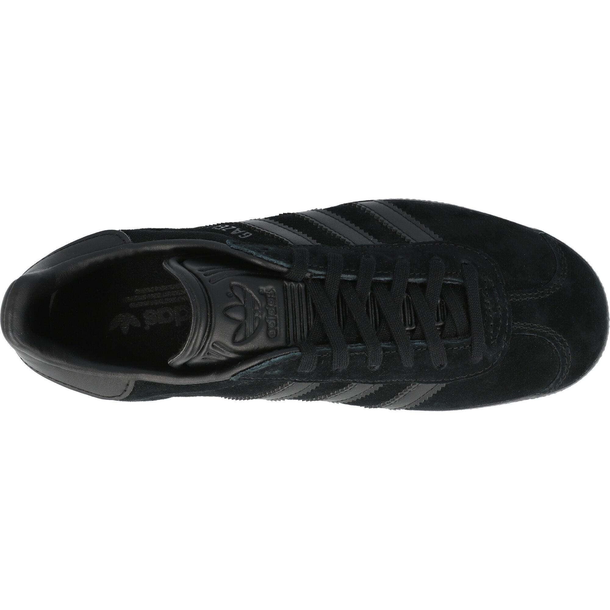 adidas Originals Gazelle Core Black Leather