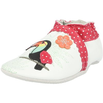 Tropical Toucan Baby childrens shoes