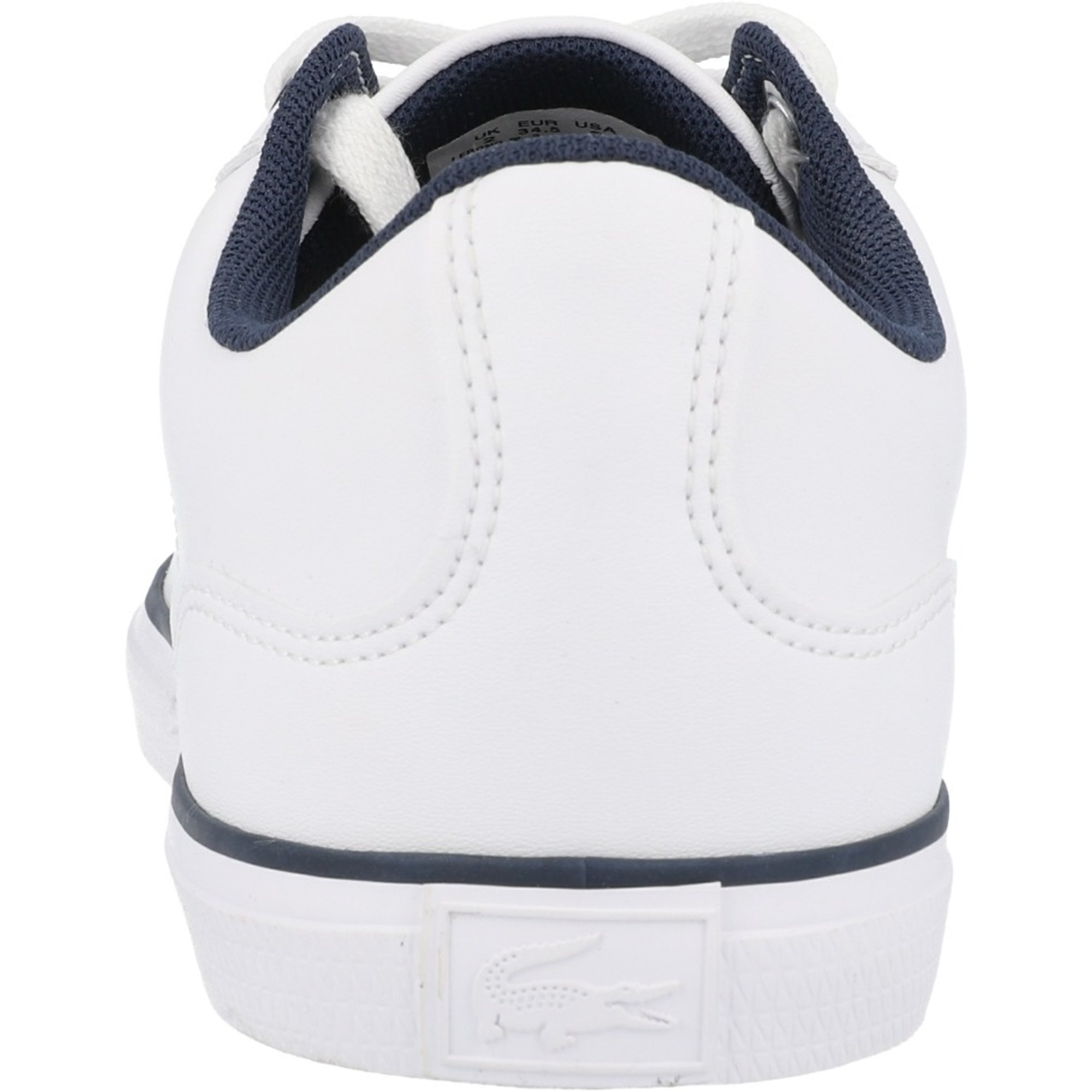 Lacoste Lerond BL 2 White/Navy Synthetic
