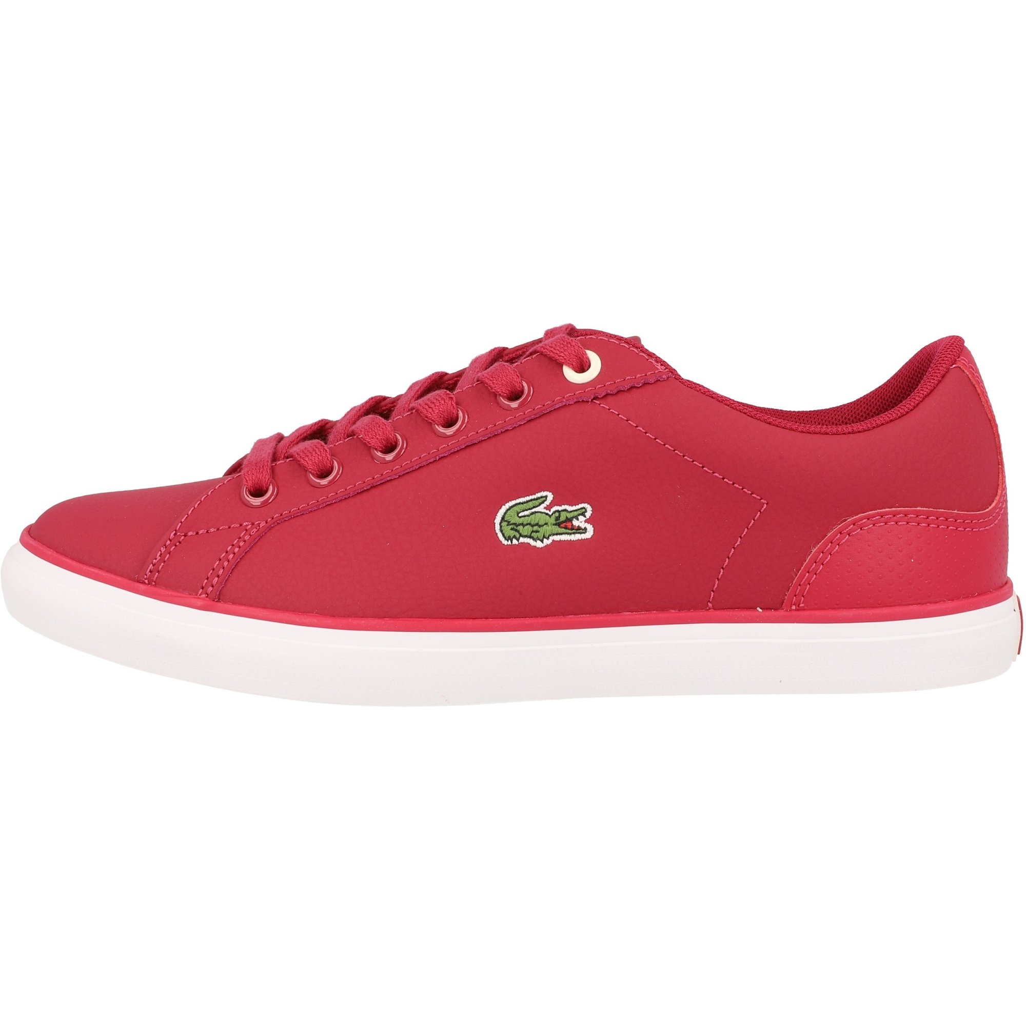 Lacoste Lerond 319 1 Dark Pink/Off White Synthetic
