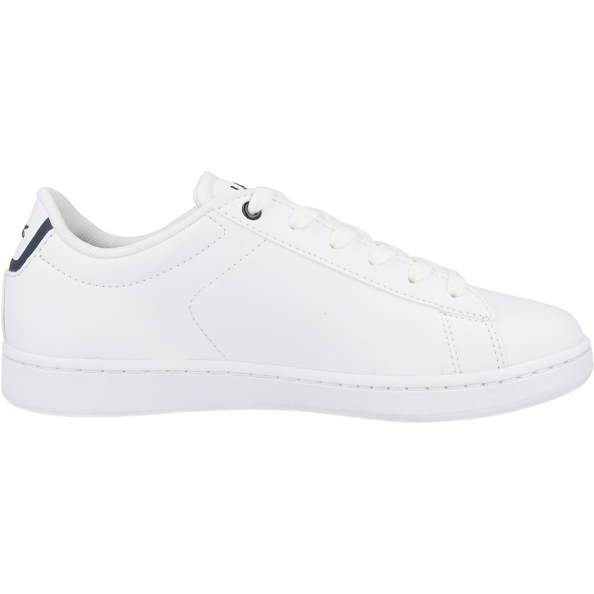 Lacoste Carnaby Evo BL 1 White/Navy Synthetic