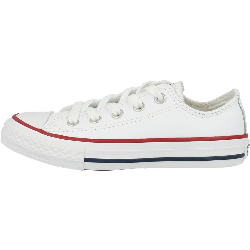 Converse Chuck Taylor All Star Ox White Leather