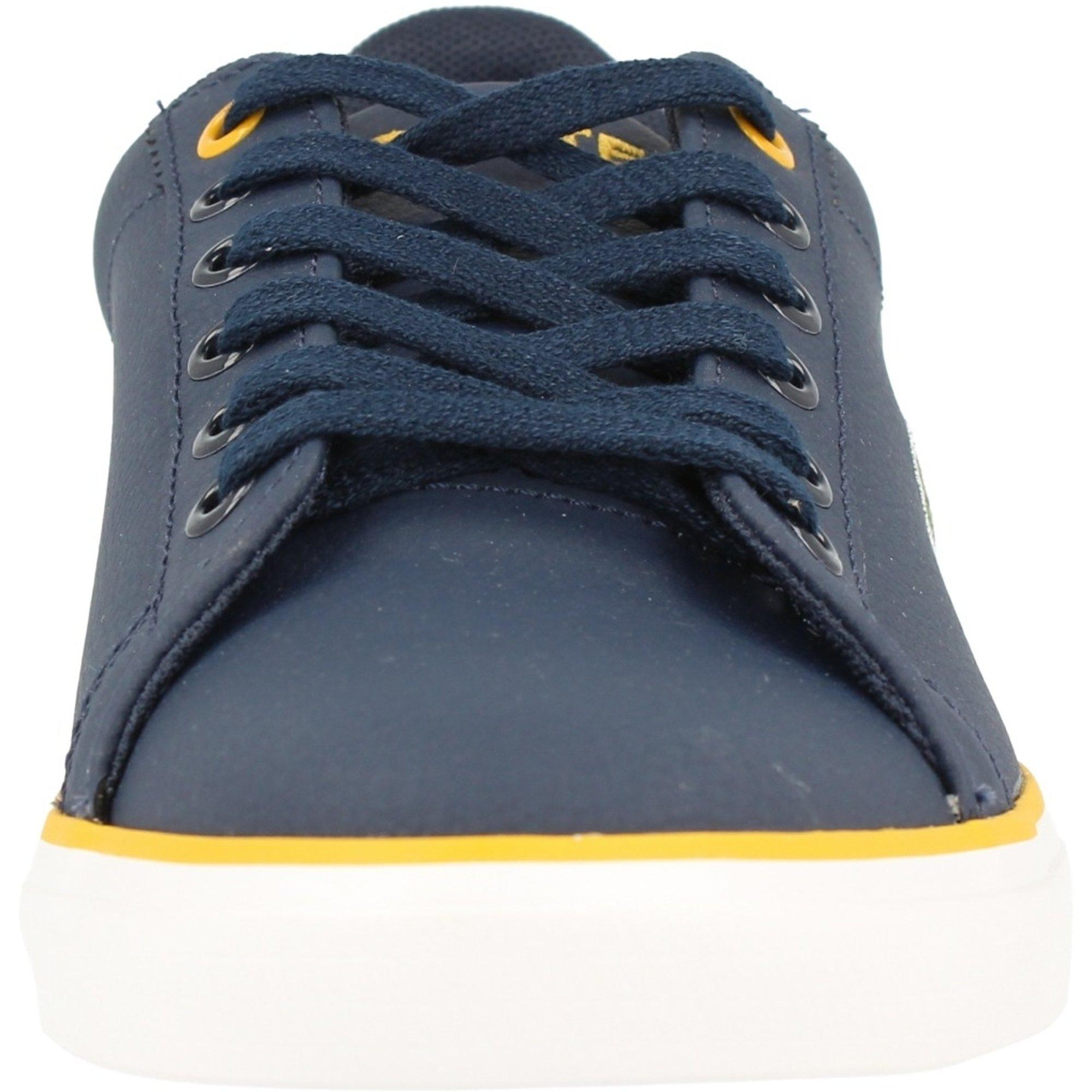 Lacoste Lerond 319 1 Navy/Dark Yellow Synthetic