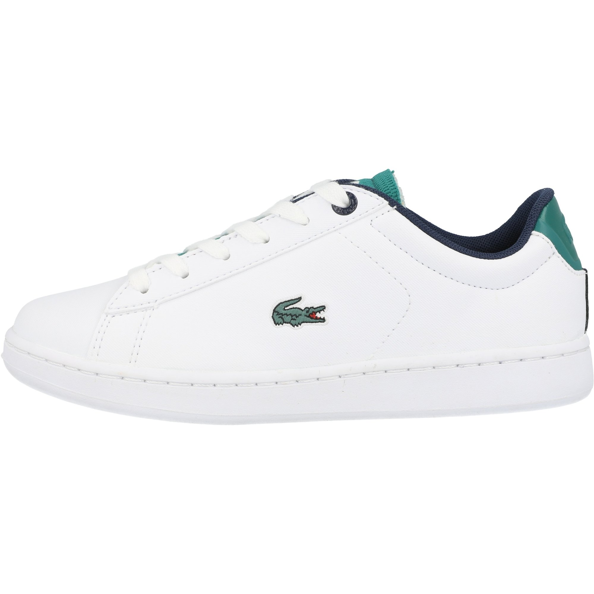 Lacoste Carnaby Evo 120 2 White/Green Synthetic