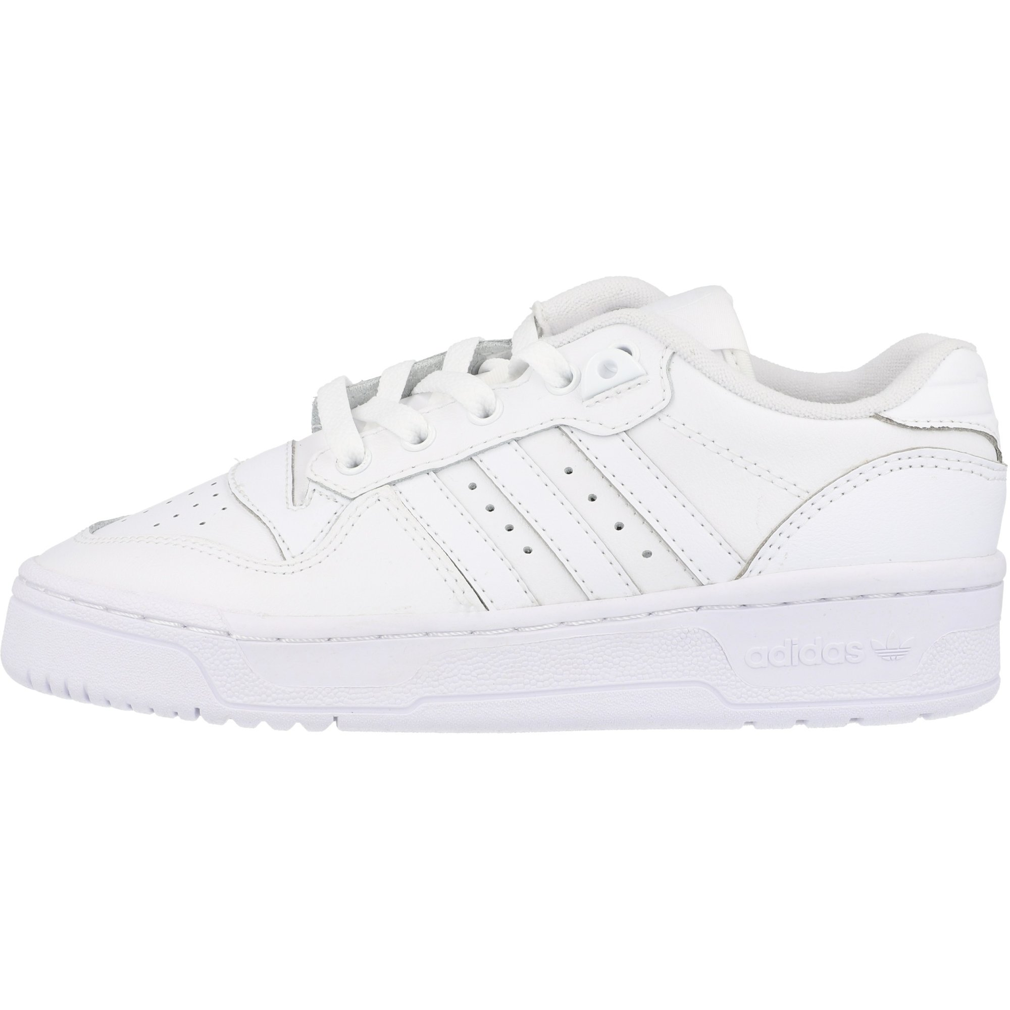 adidas Originals Rivalry Low J White Leather