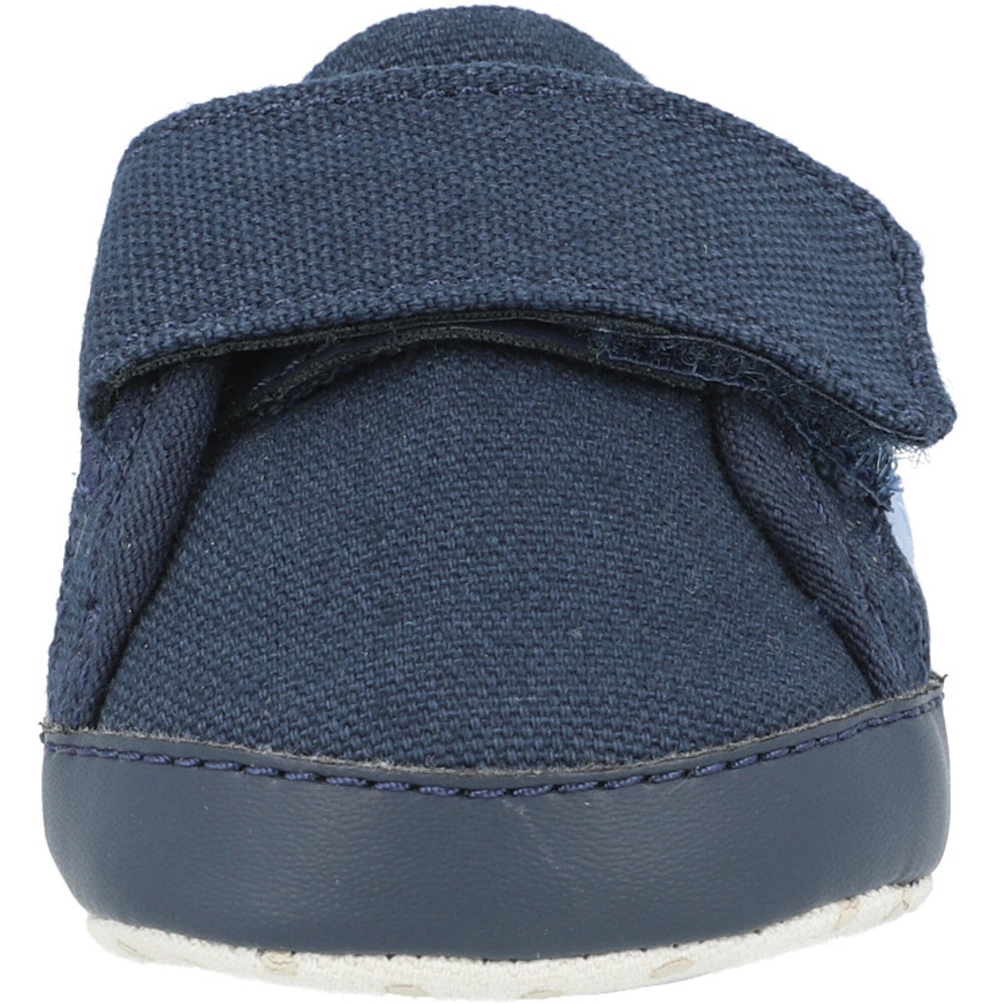 Lacoste Sideline Crib 0120 1 Light Blue/Navy Textile