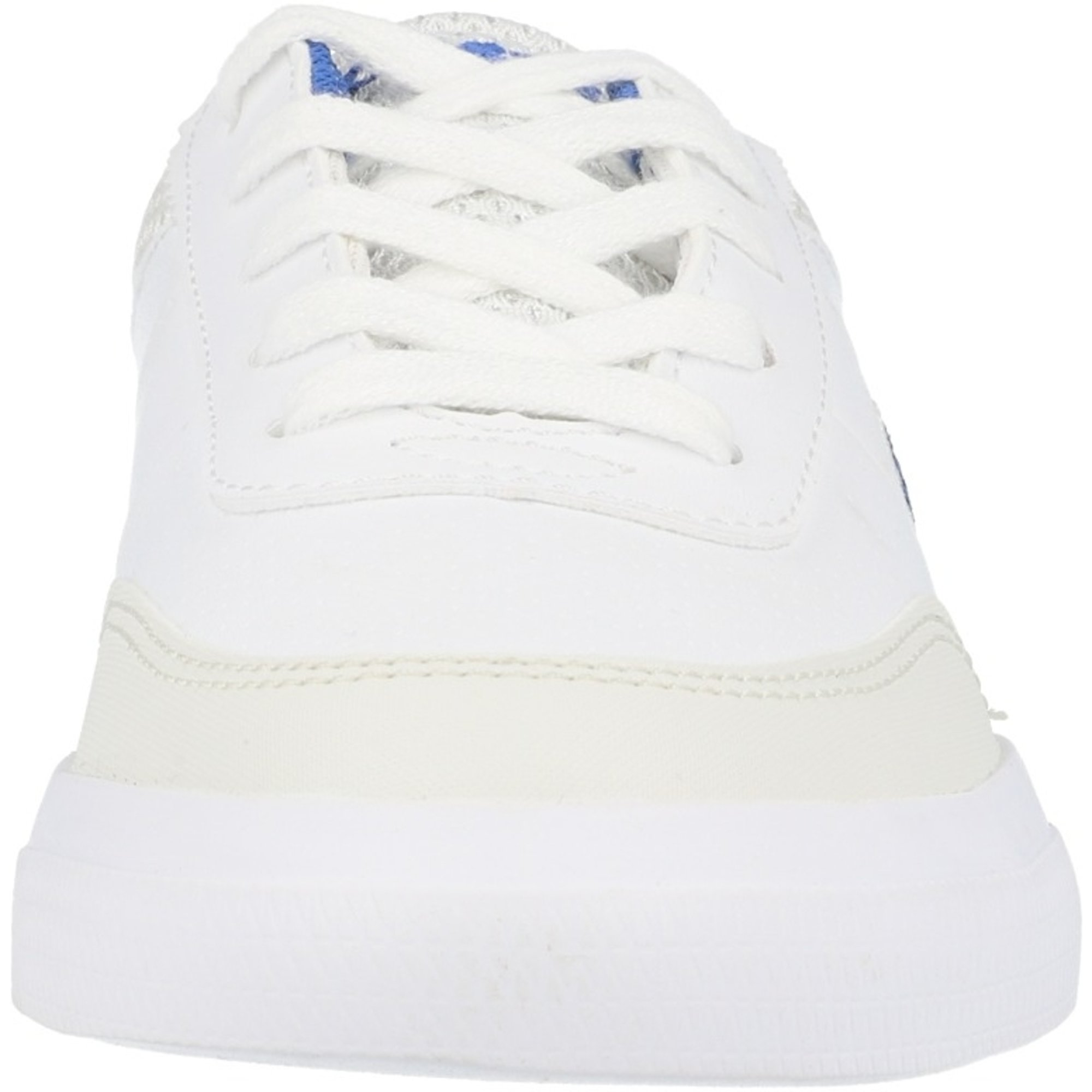Lacoste Court-Master 120 2 White/Blue Synthetic