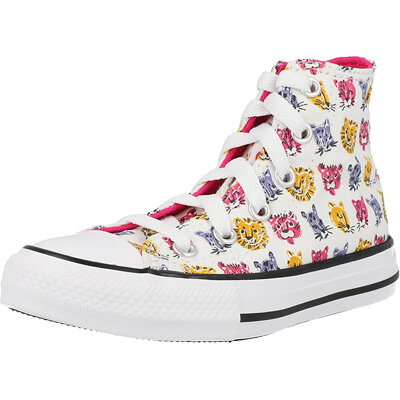 Chuck Taylor All Star Hi Jungle Cats Infant childrens shoes