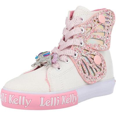 Unicorn Wings Mid Child childrens shoes