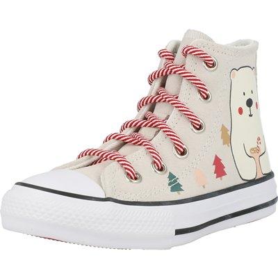 Chuck Taylor All Star Hi Winter Holidays Junior childrens shoes