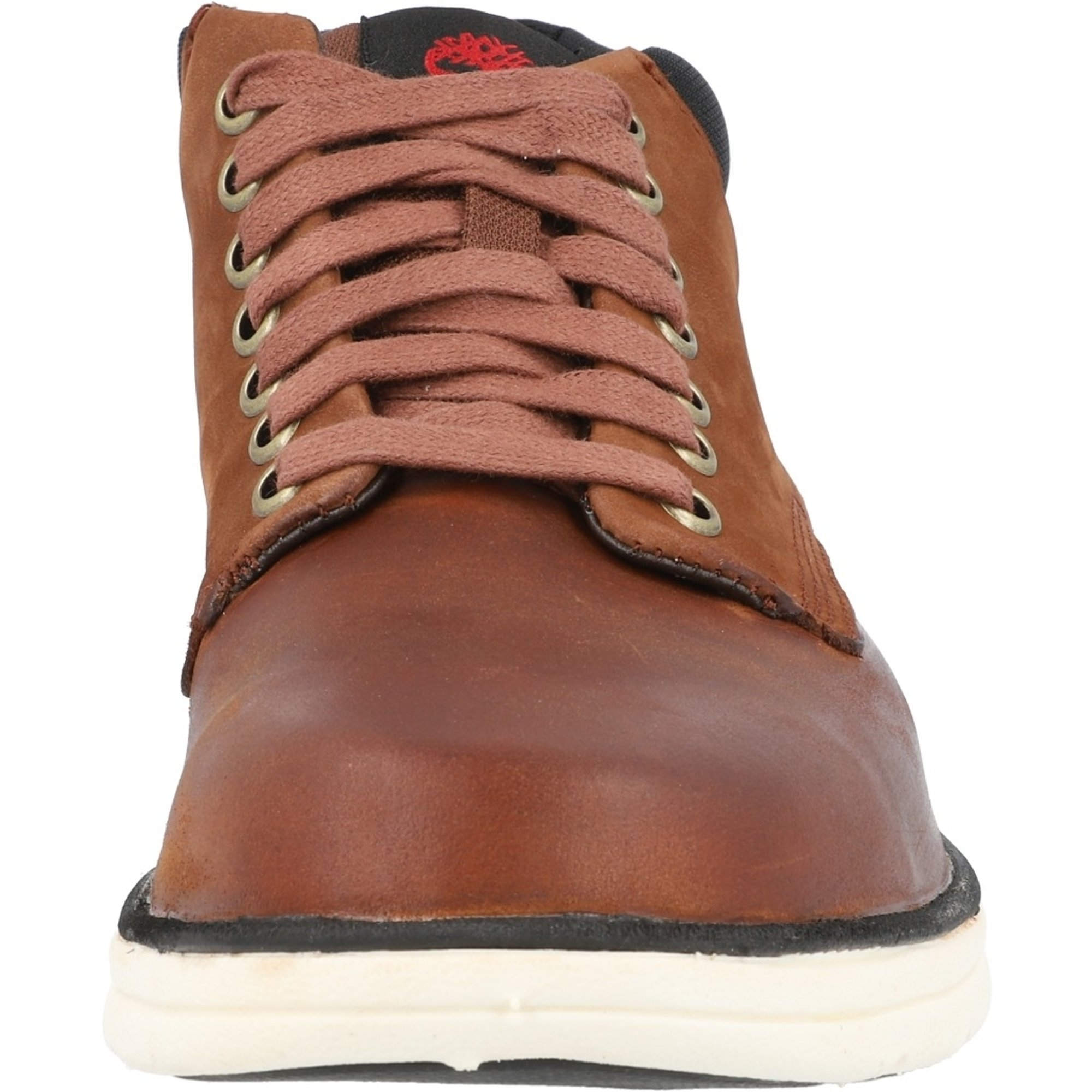 Timberland Bradstreet Leather Chukka Medium Brown Full Grain Leather