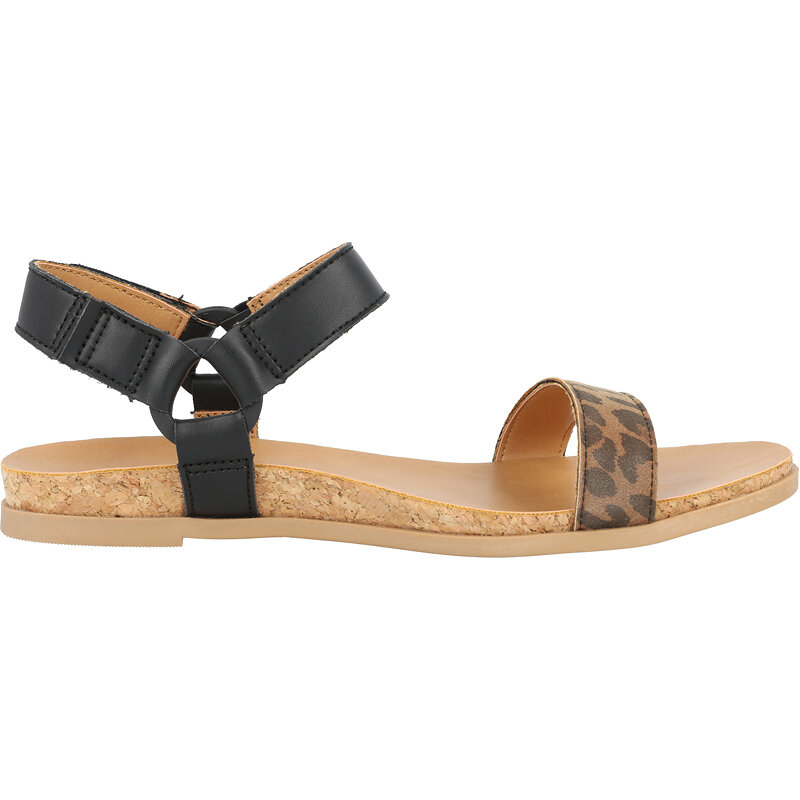 UGG Rynell Leopard K Tan Synthetic Leather