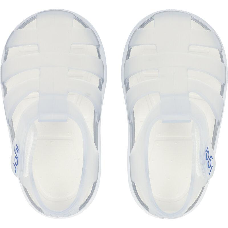 Igor Star Transparant Blanco PVC