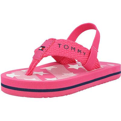 Stars Print Flip Flop Infant childrens shoes