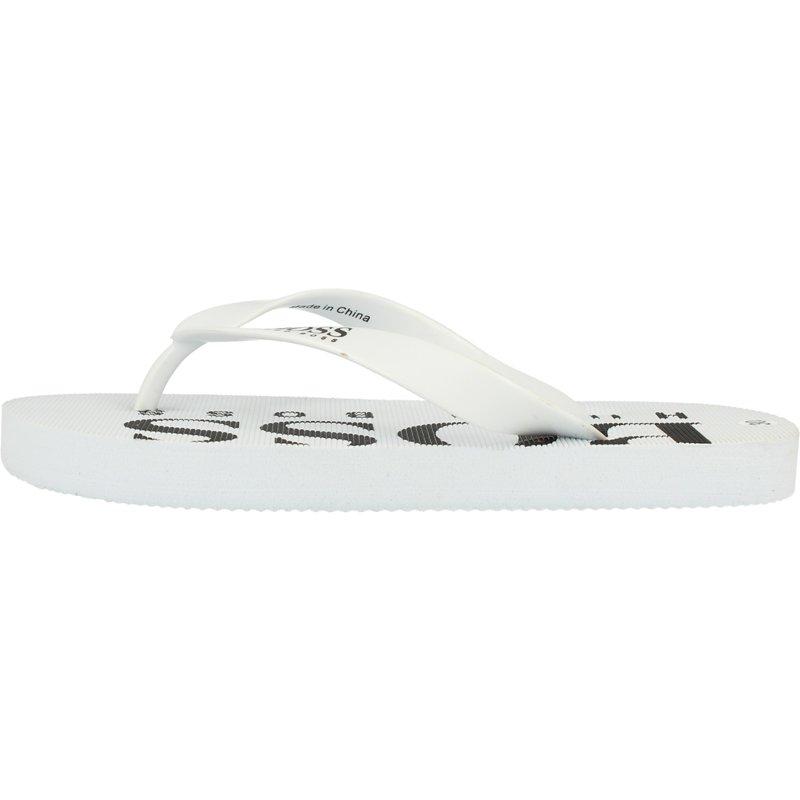 BOSS Flip Flops White EVA