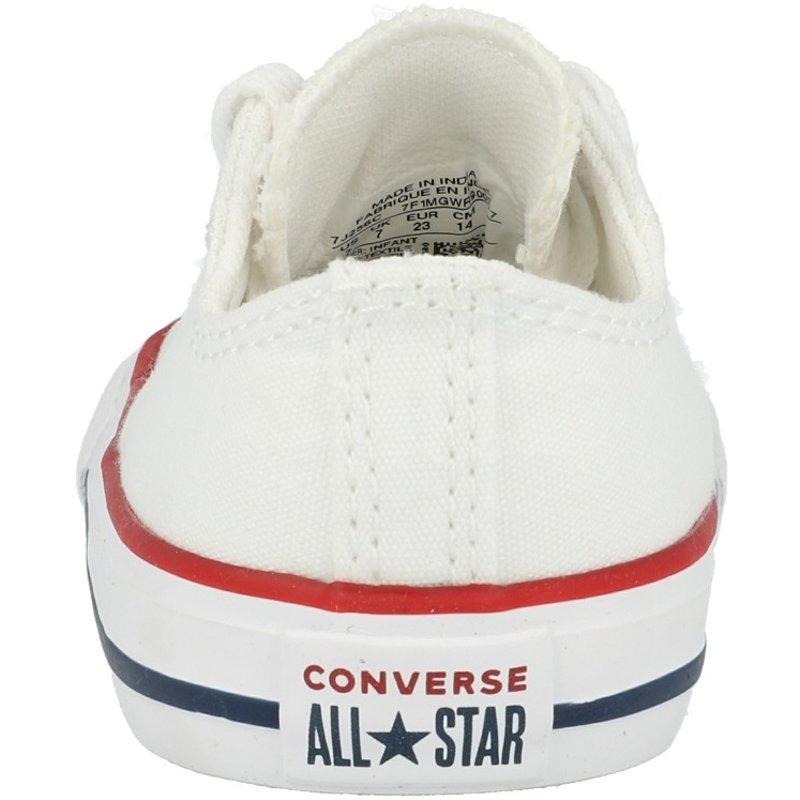 Converse Chuck Taylor All Star Ox Optical White Textile