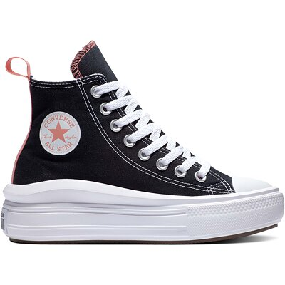 Chuck Taylor All Star Move Hi Junior childrens shoes