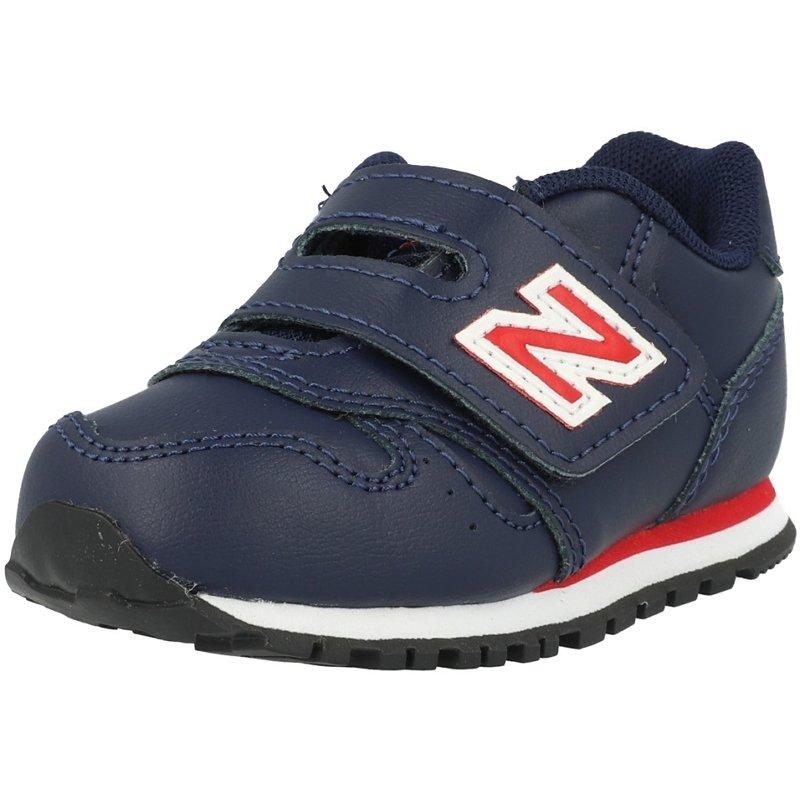 New Balance 373 Pigment/Blaze Leather
