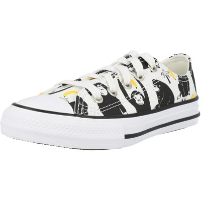 Chuck Taylor All Star Ox Going Bananas Junior childrens shoes