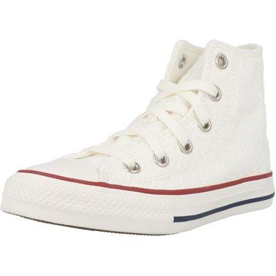 Chuck Taylor All Star Little Miss Chucks Hi Junior childrens shoes