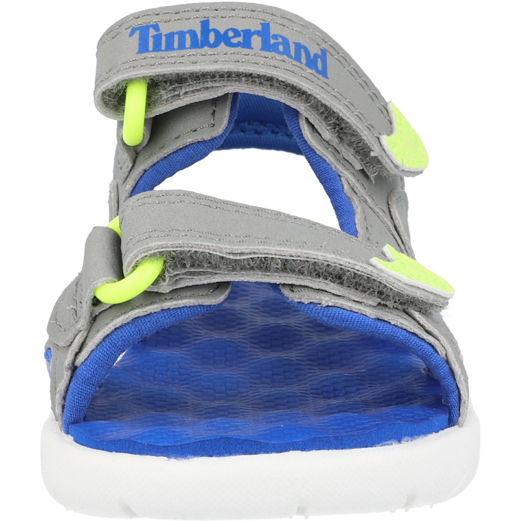 Timberland Perkins Row 2-Strap T Medium Grey Synthetic Leather