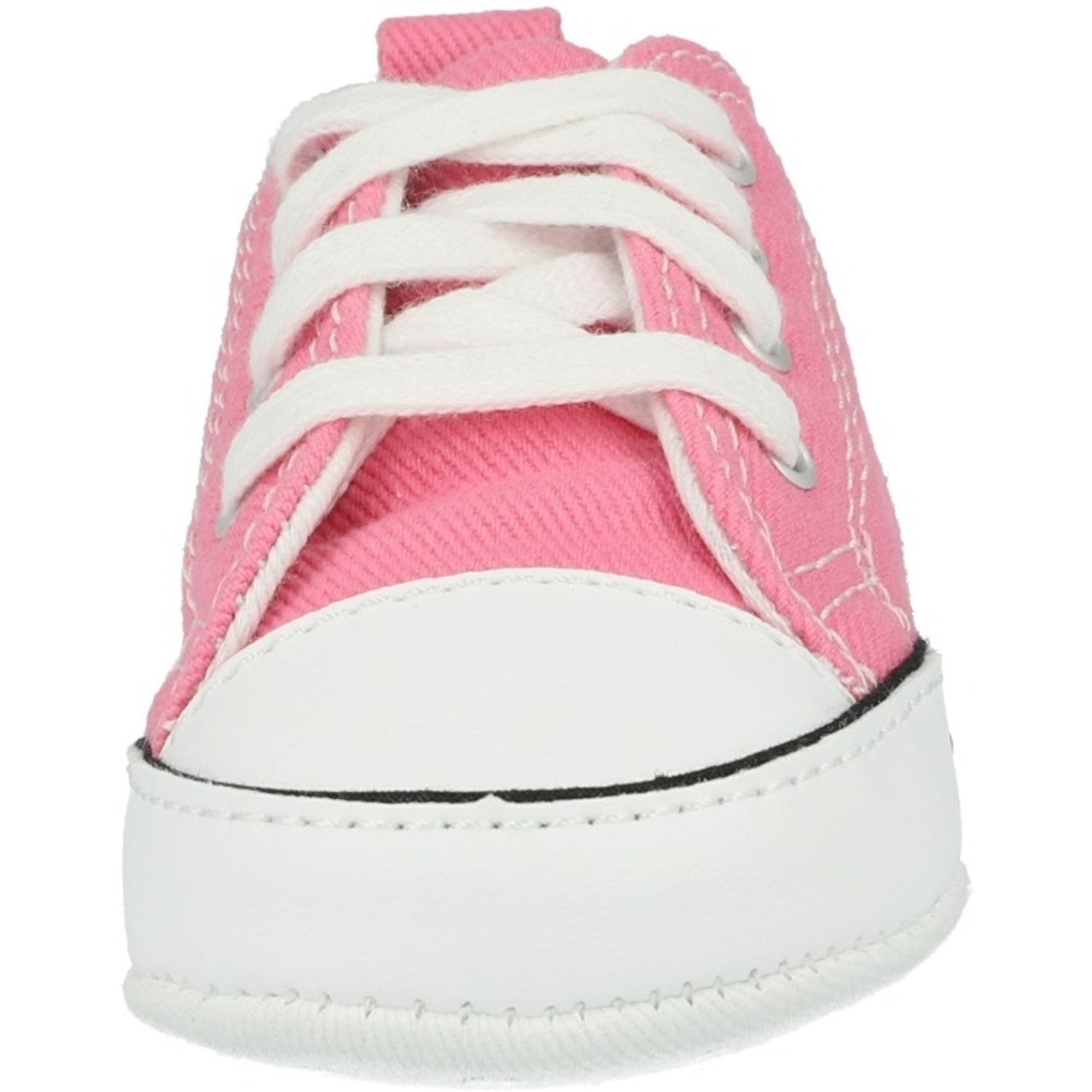 suelo Iluminar Prominente  Converse Chuck Taylor First Star Pink Textile - Soft Soles Shoes - Awesome  Shoes